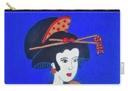 The Red Geisha Carry-all Pouch