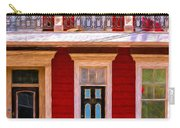 The Red House-nola-faubourg Marigny Carry-all Pouch