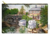 The Red Lion Inn By The Riverbank Carry-all Pouch