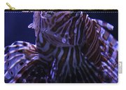 The Red Lionfish Carry-all Pouch
