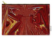 The Red Palace In Abstract Carry-all Pouch