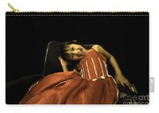The Red Party Dress Carry-all Pouch