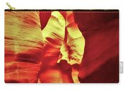 The Reddish Yellow Path Carry-all Pouch