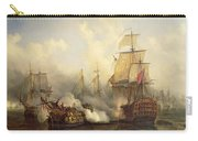 Unknown Title Sea Battle Carry-all Pouch