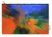 The Reef In Watercolor Abstract Carry-all Pouch
