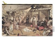 The Religious Vanity Fair Carry-all Pouch