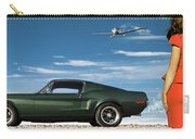 The Rendezvous - 1968 Mustang Fastback Carry-all Pouch