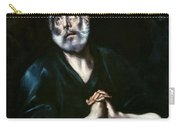 The Repentant Peter El Greco Carry-all Pouch