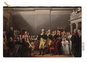 The Resignation Of General George Washington Carry-all Pouch