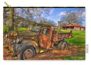 The Resting Place Boswell Farm 1947 Dodge Dump Truck Carry-all Pouch