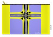 The Resurrection Cross Fractal 62 Carry-all Pouch