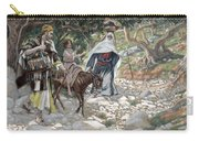 The Return From Egypt Carry-all Pouch by Tissot