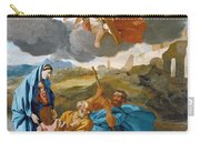 The Return Of The Holy Family From Egypt Carry-all Pouch