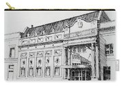 The Rialto Theater Deer Lodge Montana Carry-all Pouch
