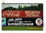 The Rickwood Classic - Birmingham Alabama Carry-all Pouch