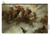 The Ride Of The Valkyries  Carry-all Pouch by William T Maud