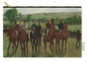 The Riders, 1885 Carry-all Pouch