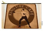 The Ringside Cafe Carry-all Pouch