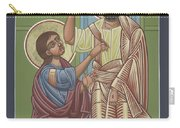 The Risen Lord Appears To St Thomas 257 Carry-all Pouch