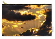 The Rising Of The Setting Sun Carry-all Pouch