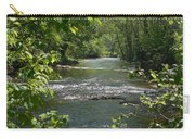 The River In Spring Carry-all Pouch