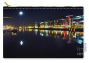 The River Liffey Night Romance Carry-all Pouch