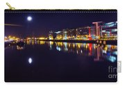 The River Liffey Night Romance V2 Carry-all Pouch