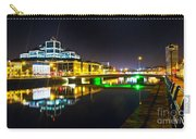 The River Liffey Reflections 3 Carry-all Pouch