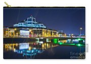 The River Liffey Reflections 4 Carry-all Pouch