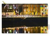 The River Liffey Reflections Carry-all Pouch