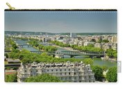 The River Of Paris Carry-all Pouch