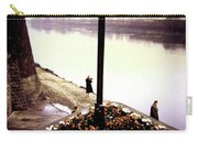 The River Seine 1955 Carry-all Pouch