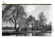 The River Wey,guildford, Surrey,england  Carry-all Pouch