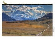 The Road To Denali Carry-all Pouch