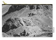 The Road To Ladakh Bw Carry-all Pouch