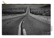 The Road To Shoshone Carry-all Pouch