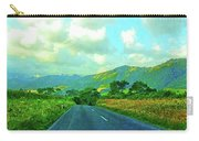 The Road To Te Aroha Carry-all Pouch