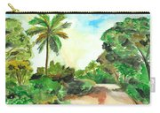 The Road To Tiwi Carry-all Pouch