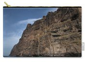 The Rocks Of Los Gigantes 1 Carry-all Pouch