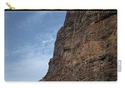 The Rocks Of Los Gigantes 2 Carry-all Pouch