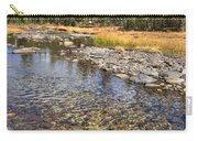 The Rocks Of Rock Creek Carry-all Pouch