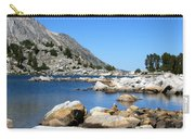 The Rocks Of Treasure Lake Carry-all Pouch