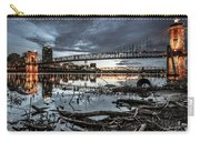 The Roebling Gotham Style Carry-all Pouch