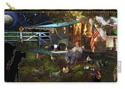 The Roger Painting Carry-all Pouch