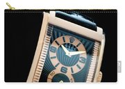 the Rolex Prince, eve rose gold.  Carry-all Pouch