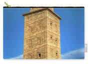 The Roman Lighthouse Known As Tower Of Hercules Carry-all Pouch