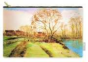The Rookery By V.kelly Carry-all Pouch