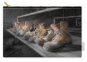 The Room Of Lost Soles Carry-all Pouch by Lori Deiter