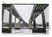 The Roosevelt Expressway Bridges Carry-all Pouch