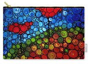 The Roots Of Love Run Deep Carry-all Pouch by Sharon Cummings